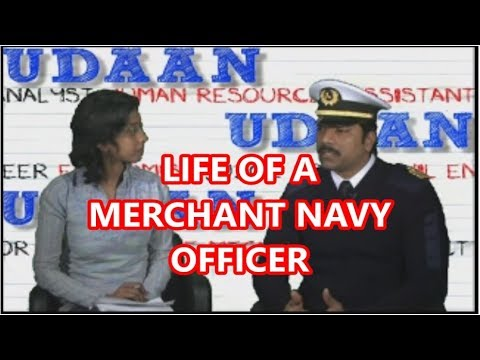 MERCHANT NAVY - Merchant Navy as a Carrier - an honest profession and chance to see the world...