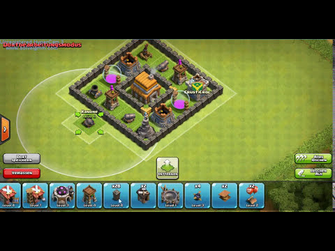 Clash Of Clans Rathaus Level 5