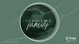 19 January 2020 Commitment part 1 Family