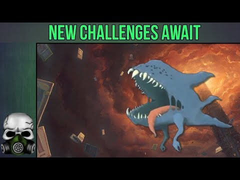 New Challenges Await