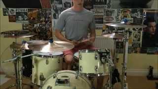 Cornerstone - Benjamin Clementine - drum cover