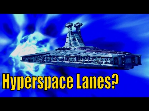 Hyperlanes & Hyperspace - What They Are and Why They