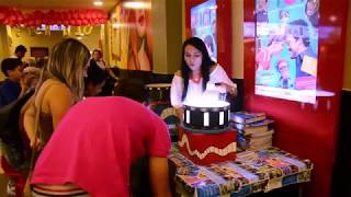 FICI 2017 Aracaju - Sessões especiais e Oficina de Cinema