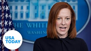 White House Press Secretary Jen Psaki holds White House briefing | USA TODAY