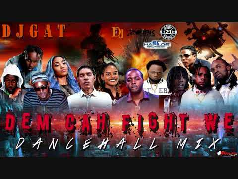 DANCEHALL MIX MAY 2019  DJ GAT DEM CAH FIGHT WE /VYBZ KARTEL/CHRONIC LAW/TEEJAY/POPCAAN