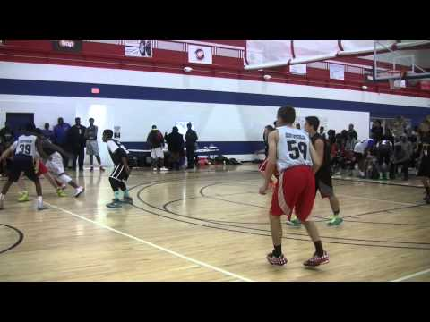 Team9 39 Darren Johnson II 5'9 140 Detroit Country Day School MI 2017