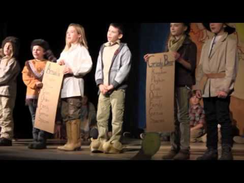 Lewis and Clark Play