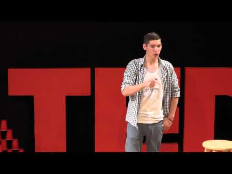 """Hi, How are you?"" | Jonathan Miller | TEDxManchesterHighSchool"