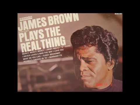 James Brown bboy mix - clap your hands stomp your feet