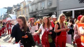 17th of may, tromsø -NORWAY-