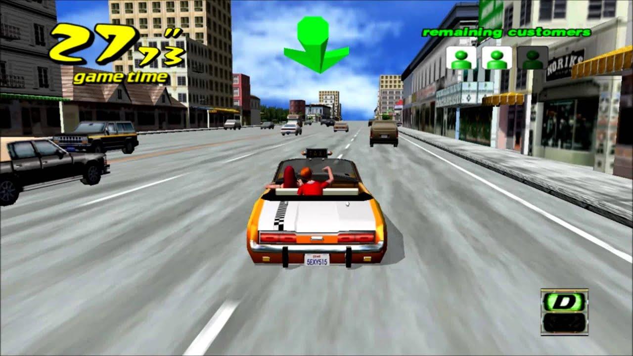Crazy Taxi - Crazy Box 3-2 | Amazing Driver [STEAM]