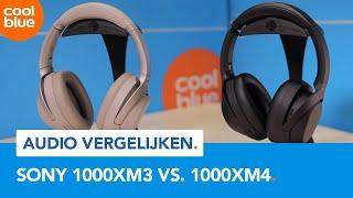 Sony WH-1000XM3 vs. Sony WH-1000XM4 - Audio vergelijken