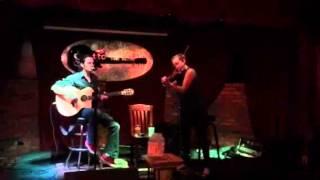 Jolene (Ray Lamontagne cover) - Thomas Flynn with Marian Brackney