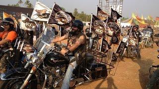 Harley-Davidson H.O.G RALLY GOA 2015, 3rd Edition India Bike Week (IBW)
