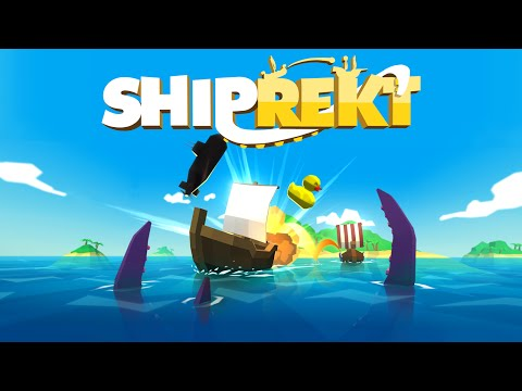 Shiprekt - Multiplayer Game Gameplay IOS / Android