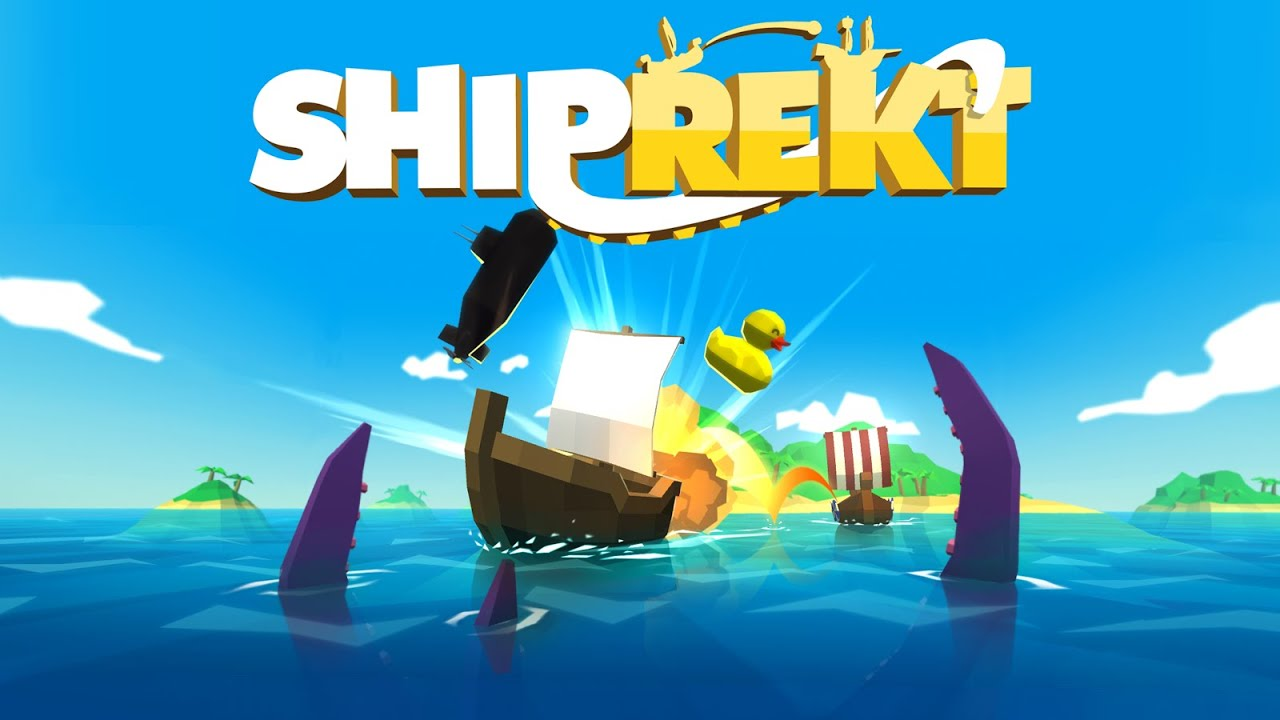 Shiprekt Multiplayer Game Gameplay Ios Android Youtube