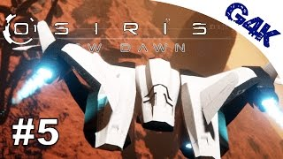 Osiris New Dawn | LABORATORY & SPACE SHIP | Osiris New Dawn Gameplay | E05
