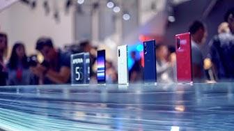 Smartphone-Neuheiten der IFA 2019!