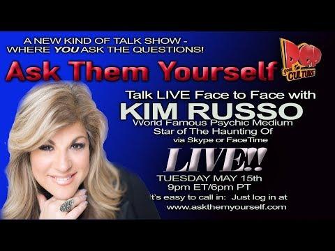 Kim Russo Psychic Medium LIVE Readings
