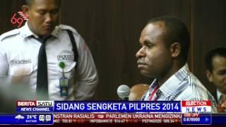 Bupati Dogiyai Ajak Pilih Prabowo-Hatta dengan Bahasa Daerah