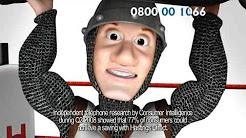 Hastings Direct Insurance Classic Advert Aug - Sept 2008