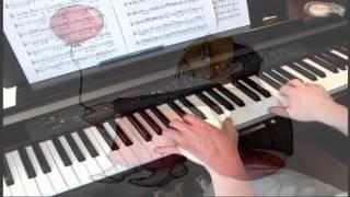 99 Luftballons- Piano