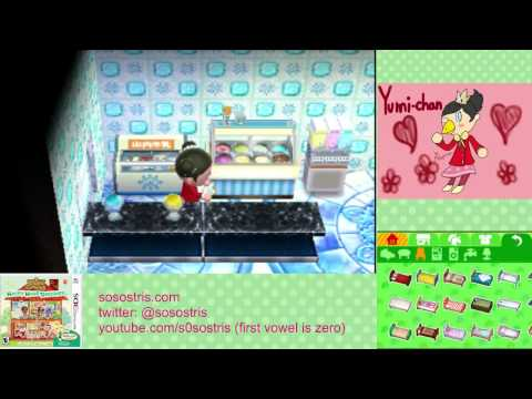 Let's Play Animal Crossing Happy Home Designer #33 part 1
