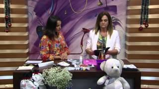 Almofada aromatizante para xícara – Vera Brugin PT2