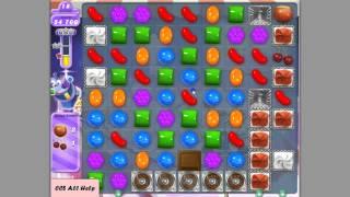 Candy Crush Saga DREAMWORLD level 185 by Cookie