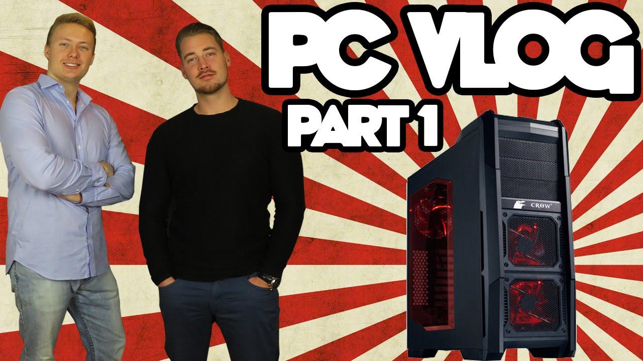 Deko lusor  LUSOR PC VLOG TEIL 1 - MONSTER PC!! | KOMPLETTER PC ZUSAMMENBAU ...