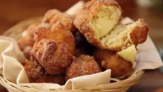 How to Make Apple Fritters | Donut Recipes | AllRecipes