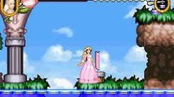 Let's play Barbie Princess and the Pauper Gameboy Advance