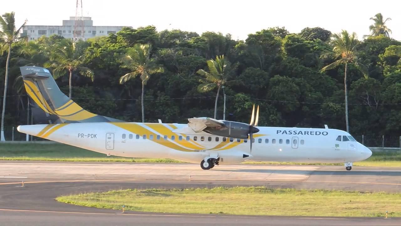 Resultado de imagen para Passaredo Linhas Aéreas ATR 72-600