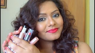 Top 9 Budget Friendly RED Lipsticks In India(Lip Swatches)
