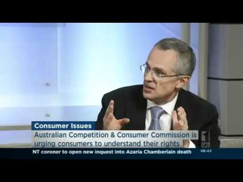 ACCC makes shoppers aware of rights
