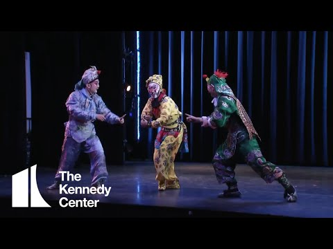 Beijing Chinese Opera - Millennium Stage (February 3, 2017)