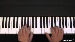 """Cyndi Lauper """"True Colors"""" en version piano solo (piano cover)"""