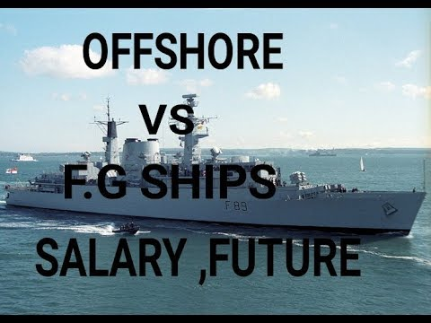 Offshore and F.G ships ll crew vs officers
