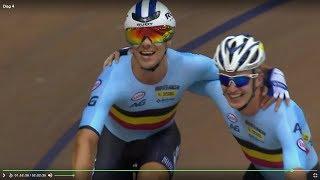 EK 2018 – wielrennen – Goud voor De Ketele en Ghys
