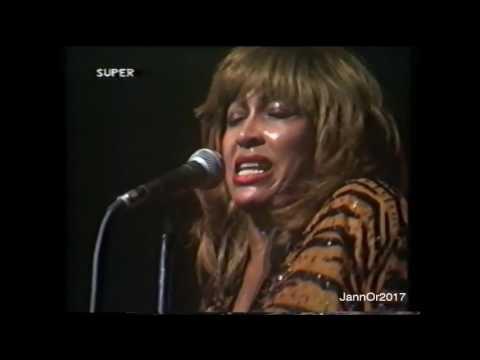 Tina Turner -On The Road-1979