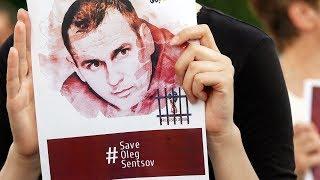 Голодовка Сенцова и передел Каспия | Итоги дня | 10.08.18