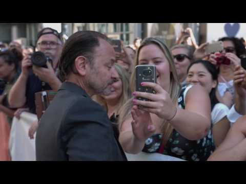 The Turning Point: Fisher Stevens TIFF 2016 Movie Premiere Gala Arrival