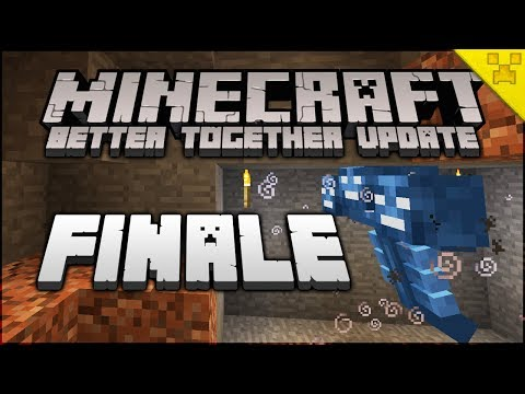 Minecraft | The Wither Boss Series FINALE! | Minecraft Survival (Bedrock/W10/Pocket Edition/Console)