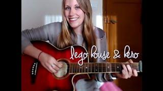 lego house ( ed sheeran ) & hero  (beyonce) - sandy tales cover