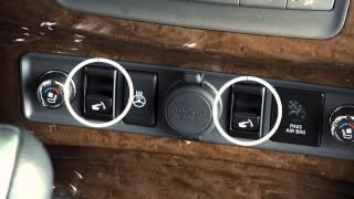 2014 Infiniti QX80 -  Seat Adjustments