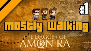 Mostly Walking - Laura Bow 2: The Dagger of Amon Ra P1