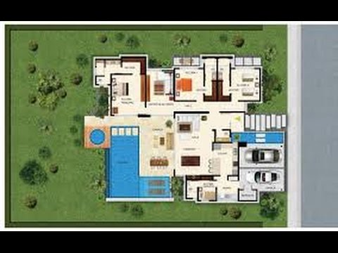 planos de casa minimalista youtube