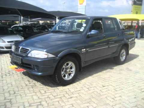 2004 SSANGYONG MUSSO 290S 4x4 Diesel Auto For Sale On Auto Trader South Africa