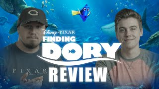 Finding Dory -- Movie Review and Discussion (No Spoilers)