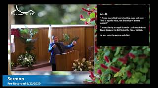 Brandon SDA Church Live Stream 4/17/2021 -  Divine Worship